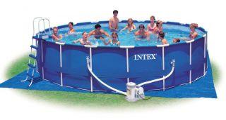 INTEX Frame Pool Set RONDO 549 x 122 cm