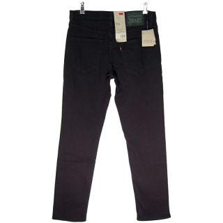 Levis® 511 Slim Fit Black Schwarz NEU [Größenauswahl] Rinse