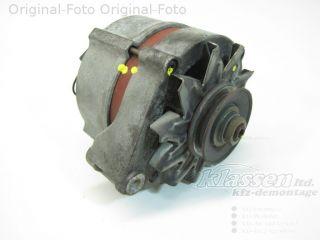 Lichtmaschine Generator Mercedes Benz S KLASSE 560 SEC C126 W126