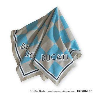DUCATI SPORT CLASSIC Retro Halstuch Bandana Paul Smart NEU