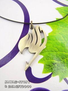 558 Fairy Tail Guild zeichen Natsu Lucy Erza Halskette Necklace