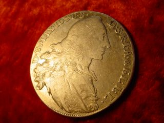 PATRONA BAVARIAE D.G.MAX.IOS.U.B.D.S.R.I.A&EL.L.L 1770 555