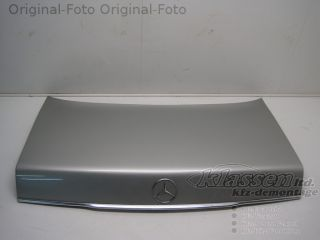 Heckdeckel Mercedes Benz S KLASSE C126 560 SEC ( Deckel )