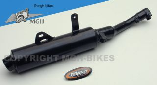 EDR Auspuff Silencer Kawasaki KLR 570 / KLR 600 84 89 NEW