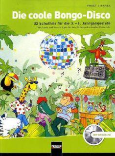 Die coole Bongo Disco von Fredi Jirovec
