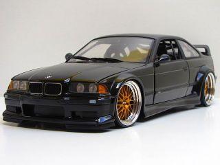 18 Tuning BMW E36 M3 GTR + 20´BBS ECHT ALU FELGEN   RaR