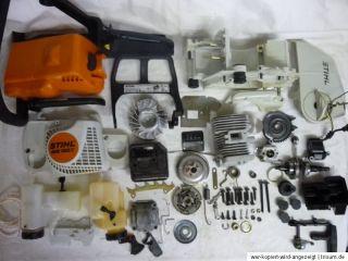Stihl MS 180 C Bj 2005 Motor neu Kettensäge Motorsäge 017 018 021
