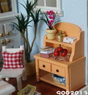 Puppenhaus Dollhouse Miniatur HAPPY MOMENTS DIY Spielzeug Puppenstube