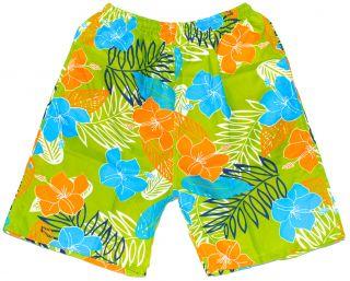 Bermuda Shorts Badeshorts Bade Hose hot pants Hawaii