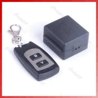 12V Fixed Encoding Remote Control Switch Control New
