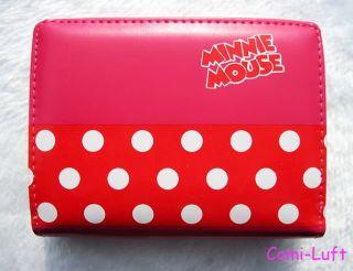 Mickey Mouse Damen Geldbörse Brieftasche Geldbeutel 03