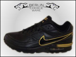 Nike Schuhe Sneaker Air Classic BW Gr. 41   47 Black / Gold