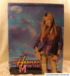Mädchenstiefel von Disney Hannah Montana Gr. 28   in lila   mit
