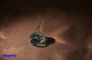 Swarovski Muschel m. Perle klein, Shell small 1120198