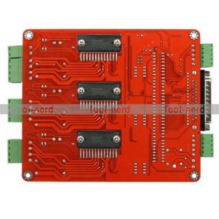 CNC 3 Axis TB6560 2.5A Stepper Motor Driver Controller For Engraving