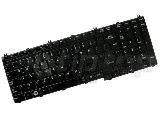 NEU & ORIGINAL Toshiba Tastatur Satellite L555 10M