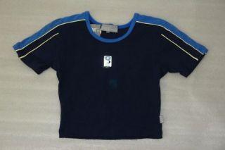 CGL Sports Kinder T Shirt blau atmungsaktiv 152 NEU