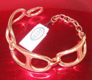 FOSSIL Edelstahl Damen Armband rosègold UVP € 69,90 NEU