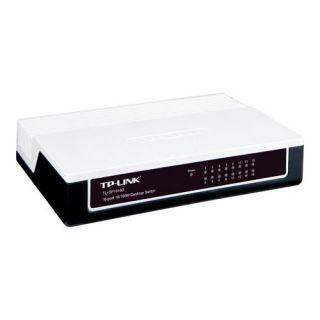 TP Link   16 Port Desktop Switch HUB Netzwerk  LAN NEU