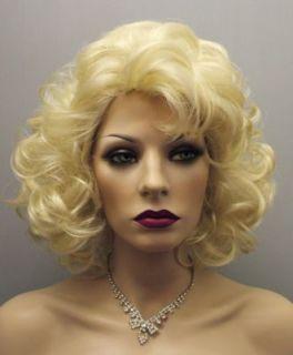 Marilyn Monroe   Sinnlich schöne Traum Volumen Perücke
