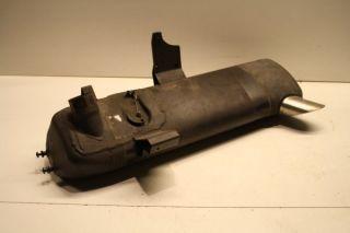 Buell XB12R S XB 12R XB12R Auspuff Endtopf Exhaust Muffler 50 mm