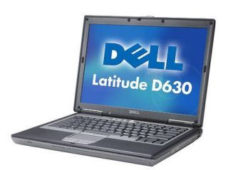 Dell Latitude D630 Core2 Duo T7250 36cm 14 1 TFT 2 0GHz 2GB 80GB W LAN