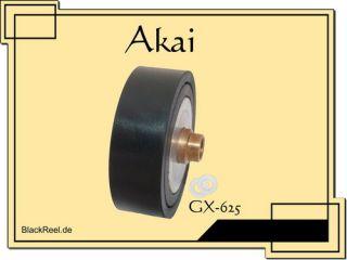 Akai GX 625 GX625 Andruckrolle pinch roller Bandmaschine Tape recorder