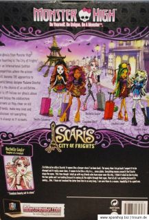 Monster High Scaris Rochelle Goyle Y0381 City of Frights