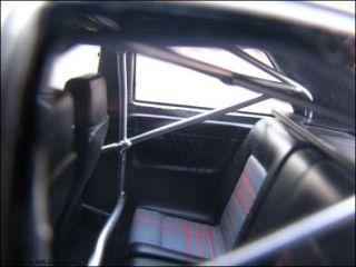 18 Tuning VW Golf 2 G60 Rallye Grau Mettalic + TH Line Echtalu