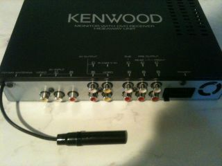 Kenwood KVT 627 Blackbox / Steuereinheit