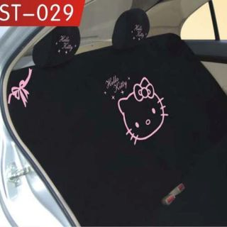 Neu Hello Kitty AUTO Sitzbezüge Schonbezüge 10Teile 061