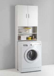 913 001 Olbia Waschmaschinenschrank   Überbauschrank Stauraumschrank