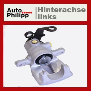 BREMSSATTEL BREMSZANGE HINTEN LINKS FIAT MULTIPLA STILO+STILO Multi
