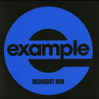 Example   Midnight Run Remixes (Ministry Of Sound / MOS209T) NEW