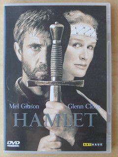 HAMLET (Franco Zeffirelli; Mel Gibson, Glenn Close)