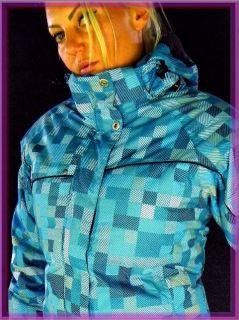 TEMSTER Damen Skijacke Gr. M L XL XXL Ski Snowboard Fashion Jacke