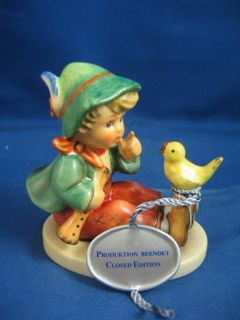 Goebel Hummel SINGING LESSON #63 TMK8 MINT R4996