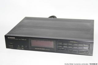 Pioneer F 656 MARKII Synthesizer Stereo Tuner