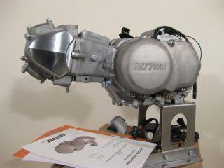 Tuning Motor 150 cc 18,5 PS DAYTONA für Honda Dax Monkey Skyteam