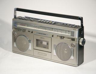 GRUNDIG RR660 STEREO RADIORECORDER GHETTOBLASTER RADIO
