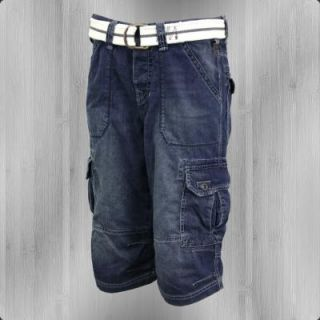 Cordon Herren Jeans Short Chandler blue kurze Hose