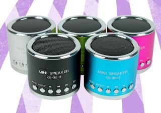 Super Bass Mini Speaker iPhone Lausprecher Box  Handy PC Noebook