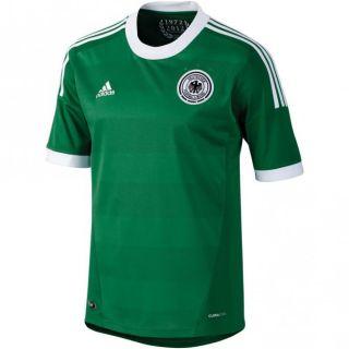 Adidas DFB away Trikot EM 2012 grün 4838 4051932604008