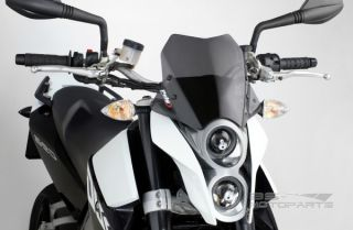 Fly screen Puig KTM 690 Duke 08 11 light smoke
