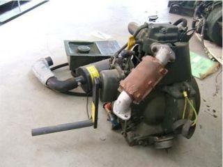 Hatz Diesel Motor E673LHK