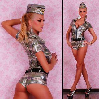 Sexy U.S. Army Girl Gr.34/36 kl.38