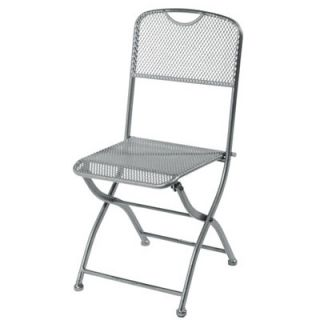 Armlehnstuhl Roma Gartenstuhl Stuhl Metall B 62 cm