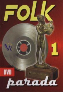 FOLK PARADA 1 DVD Olja Karleusa Goga Sekulic Srbija