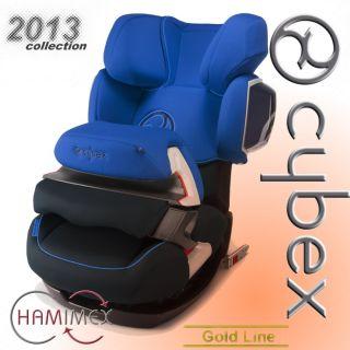 Kindersitz Cybex Pallas 2 Fix heavenly blue 2013 gold line