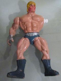 He Man Laser Power Motu Masters Mattel